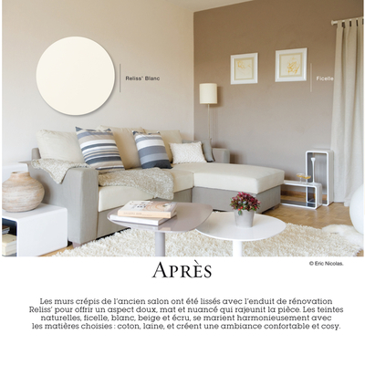 Reliss 39 d couvrez nos catalogues d co informations - Enduit de renovation reliss ...