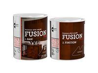 Fusion m tal peinture effet oxyd maison d co - Peindre du metal rouille ...