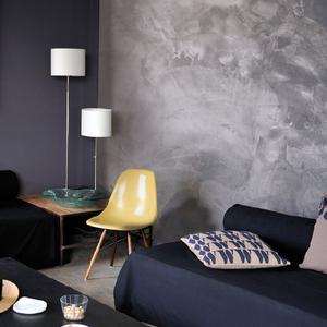 Peintures et enduits effets d coratifs maison d co - Enduit lisse metallise ...