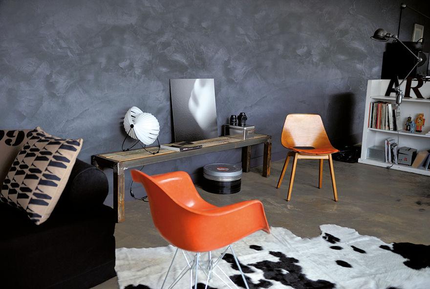 industrie enduit m tallis maison d co. Black Bedroom Furniture Sets. Home Design Ideas