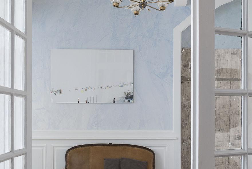 le stuc peintures et enduits effets d coratifs. Black Bedroom Furniture Sets. Home Design Ideas