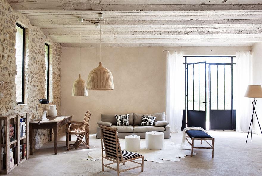 Maison de famille enduit cirer maison d co for Decoration maison en solde