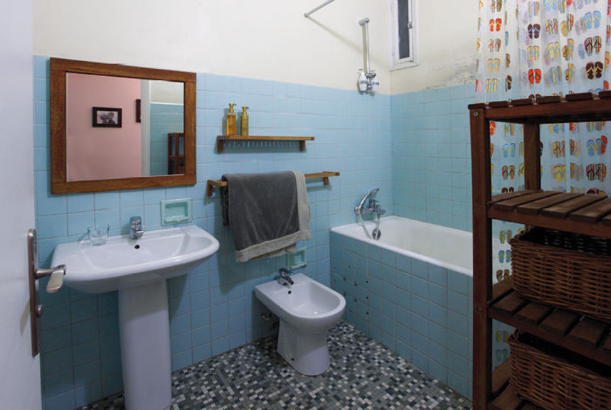 Masqu 39 carrelage r novation facile maison d co - Peindre carrelage salle de bain avant apres ...