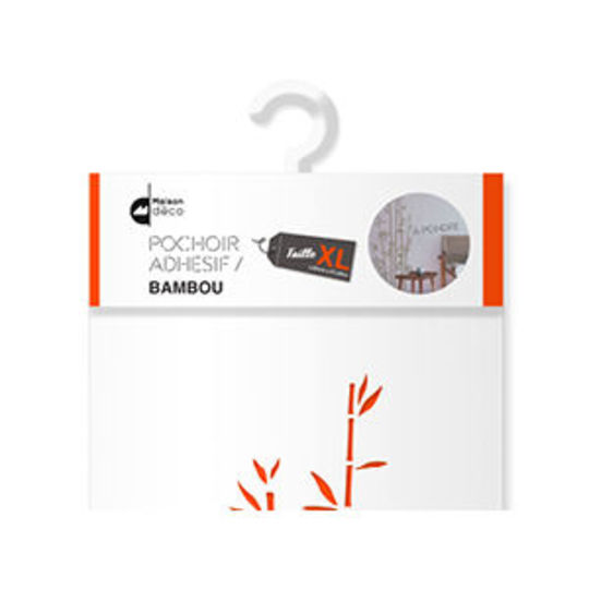 Packshot Pochoir XL Bambou