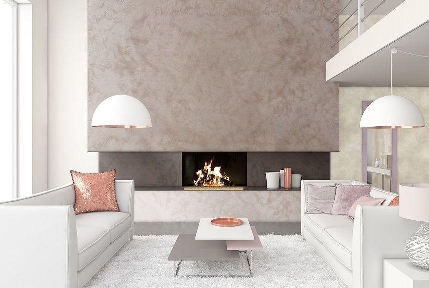 Parure peintures et enduits effets d coratifs for Enduits decoratifs interieur