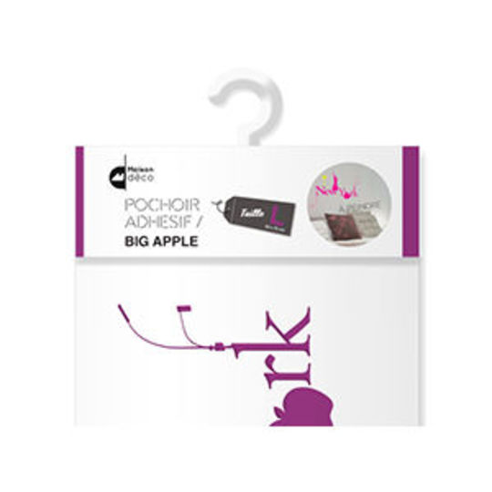 Packshot Pochoir Big Apple