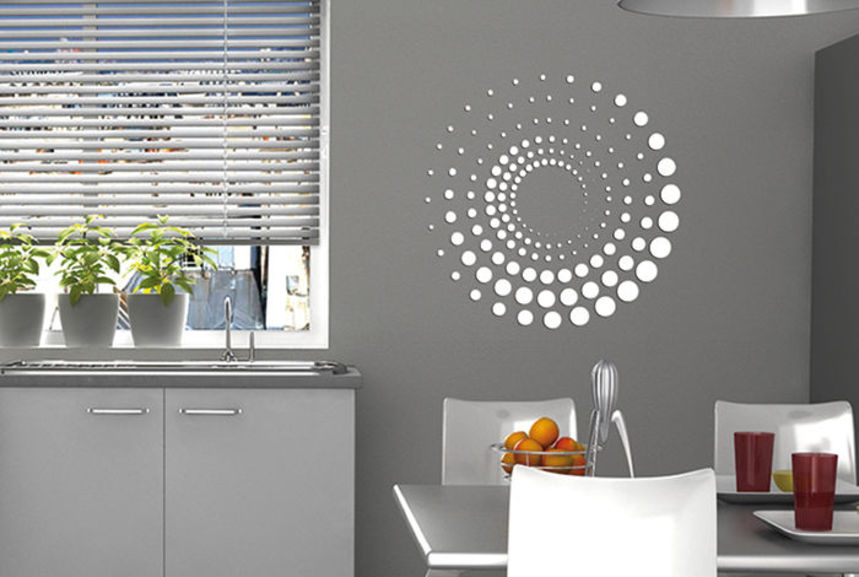 pochoir spirale infernale m pochoirs peintures. Black Bedroom Furniture Sets. Home Design Ideas