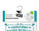 Pochoir S - Douche d'antan - Packshot