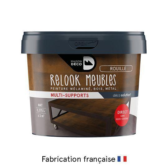 Relook Meubles Rouille Peintures Multi Supports Meubles