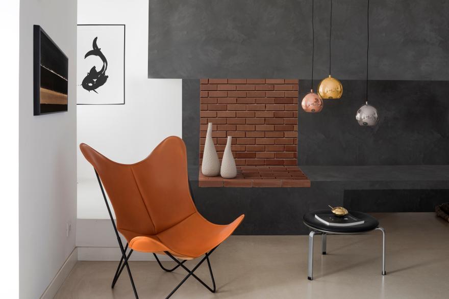 Gamme reliss deux effets pour moderniser le style d 39 une for Enduit pour beton cellulaire interieur